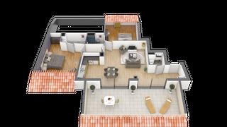 appartement 007 de type T3